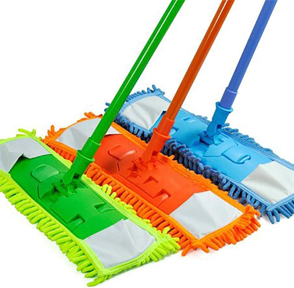 LavoHome Microfiber Noodle Dust Mop