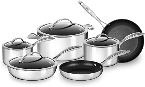 HAPTIQ Cookware Set, 10-piece