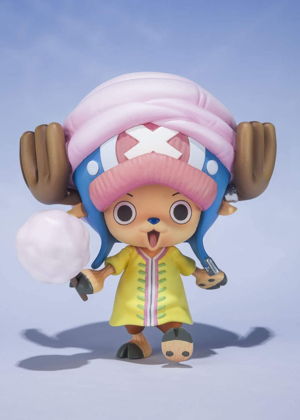 BANDAI Tony Chopper Whole Cake Island Version Figura 7 Cm One ...
