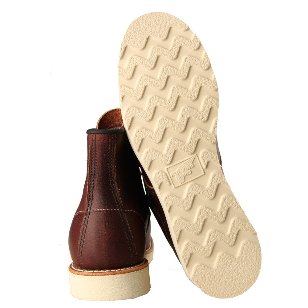 Rot Wing Heritage 8138 8138 8138 Stiefel mit Moc Toe - 15 cm hoch - Herren Briar Oil Slick Braun (11) f8ae3e