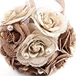 Gofypel-Wedding-Bouquet-Flower-Bouquet-Bride-Burlap-with-Lace-and-Pearls
