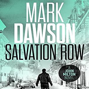 Salvation Row Hörbuch