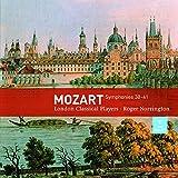 モーツァルト:交響曲第38番「プラハ」&第39番&第40番&第41番「ジュピター」