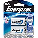 Energizer Ultimate Lithium Battery, 2 Count