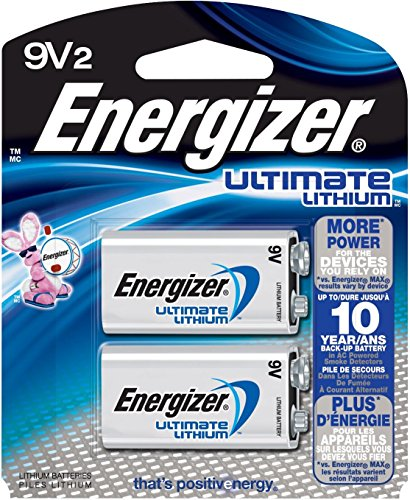 Energizer Ultimate Lithium Battery Count