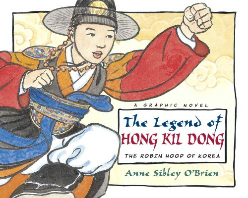 The Legend of Hong Kil Dong: The Robinhood of Korea (Aesop Prize (Awards))