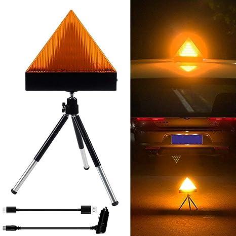 Amazon com: Flypc Amber Emergency Led Light Road Safety