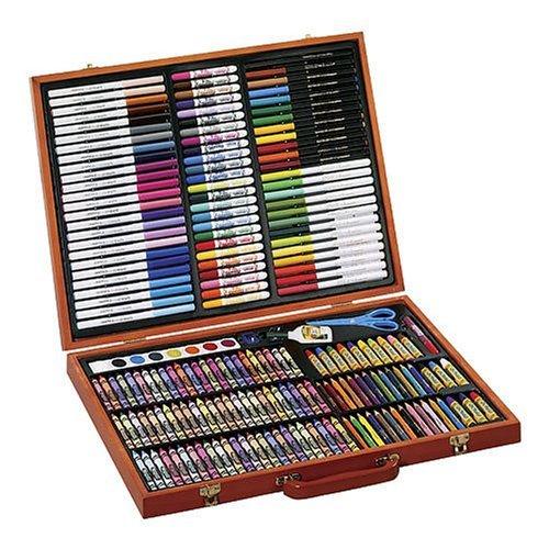 Crayola 200 Piece Masterworks Art Case