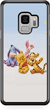 Coque pour Samsung Galaxy S9 Bourriquet Eeyore Disney Swag Eeyore ...