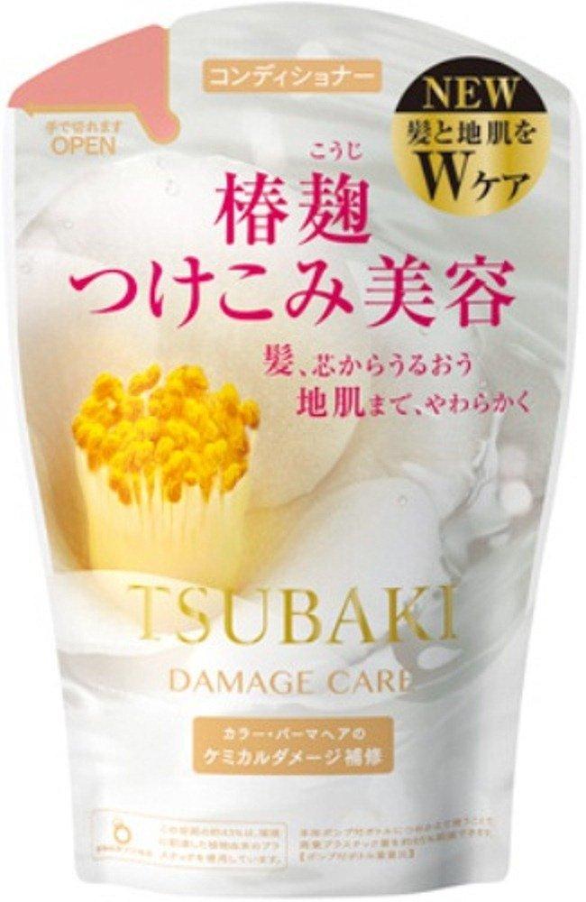TSUBAKI Shiseido Damage Care Conditioner Refill by Tsubaki