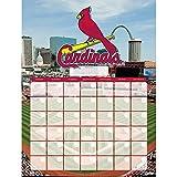 St. Louis Cardinals Jumbo Dry Erase Sports Calendar