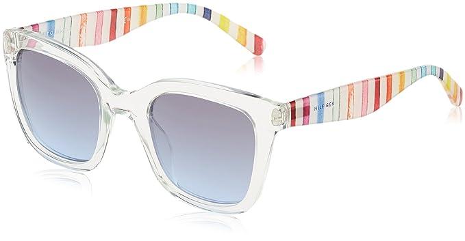 Tommy Hilfiger TH 1512/S GB, Gafas de Sol Unisex-Adulto, Crystal