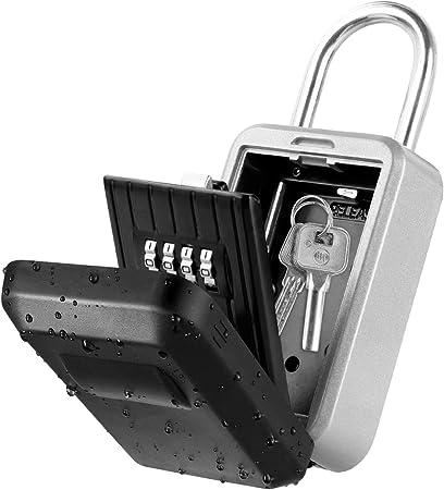 En dehors de solides mural clé boîte de rangement safety /& security combinaison code