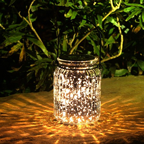 Garden Jar Lights - 9
