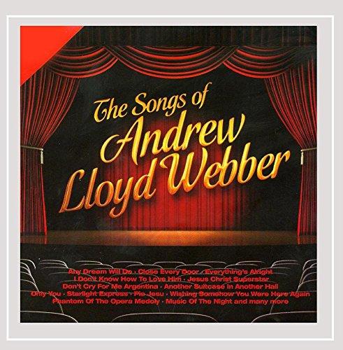 The Songs of Andrew Lloyd Webber (Music Andrew Webber Lloyd)