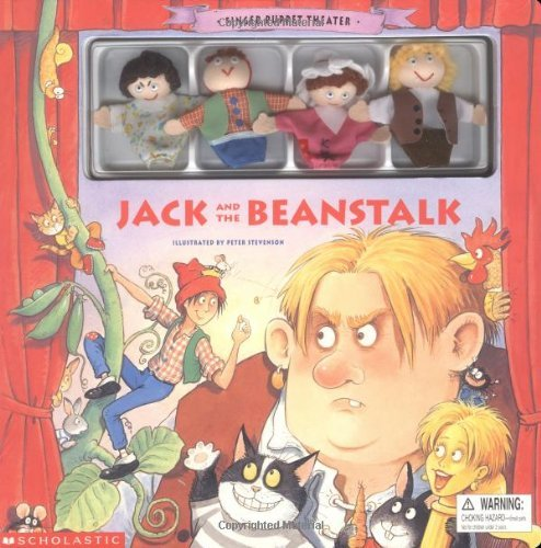 Jack and the Beanstalk with Toy ...