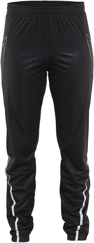 Craft Sportswear Womens Intensity Nordic Cross Country Skiing 3//4 Zip Reflective Training Pants