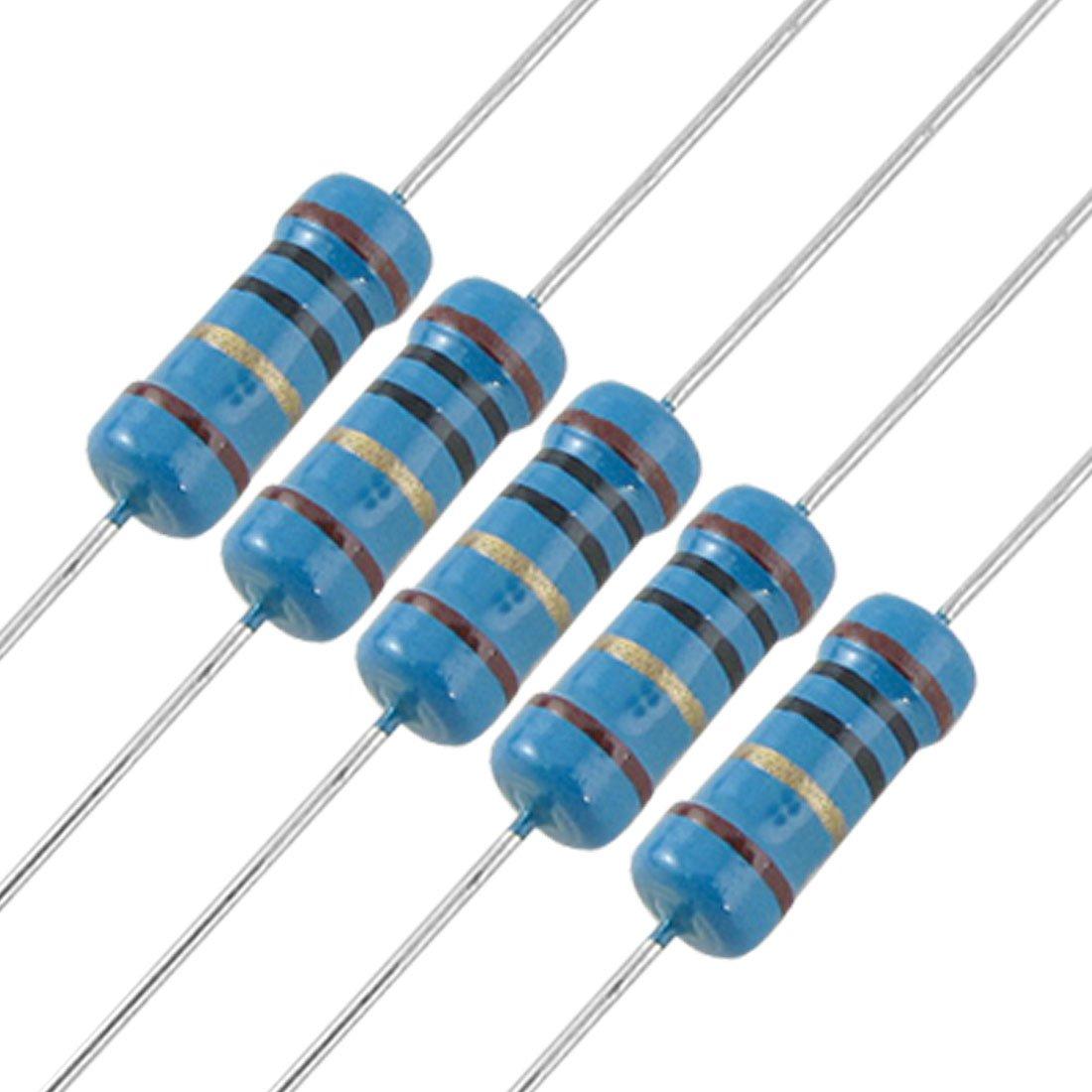 164res317 10 kohm 10x 1w metal film resistor royal ohm 10k ohm 1/%