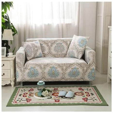 Sofá cubierta flexible de la cubierta butaca casa decoración ...