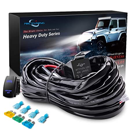 Blue Light Wiring Harness - System Wiring Diagram on