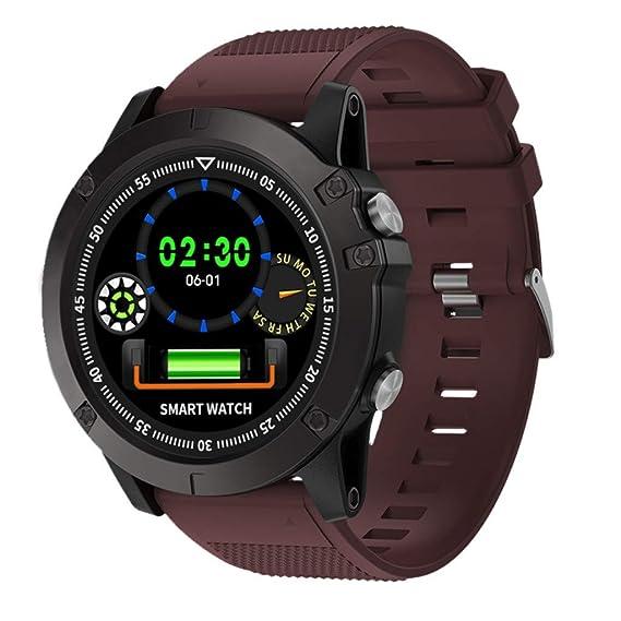 Baiomawzh Smartwatch Relojes Inteligentes Bluetooth, Tact ...