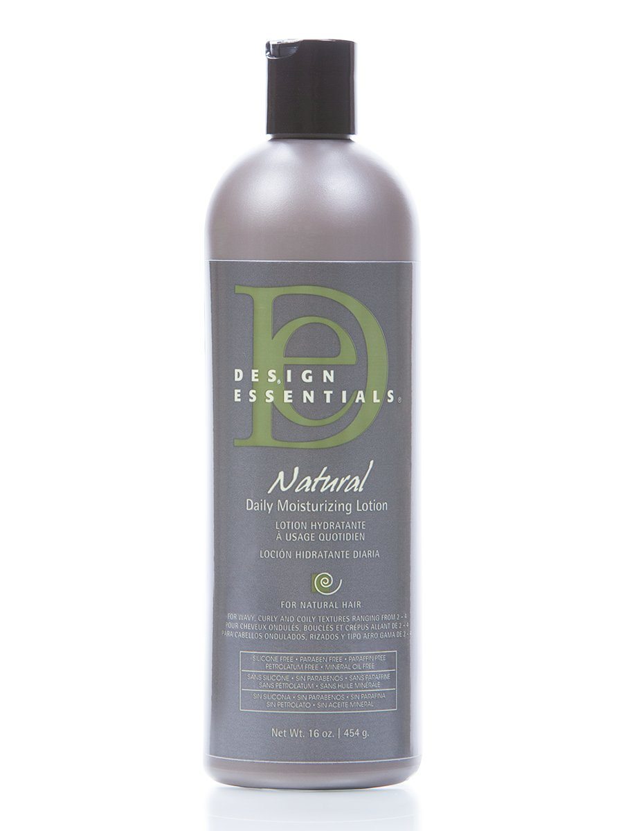 Amazoncom Design Essentials Natural Daily Hair Moisturizing Lotion