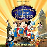 Mickey, Donald, Goofy - The Three Musketeers (Original Soundtrack)