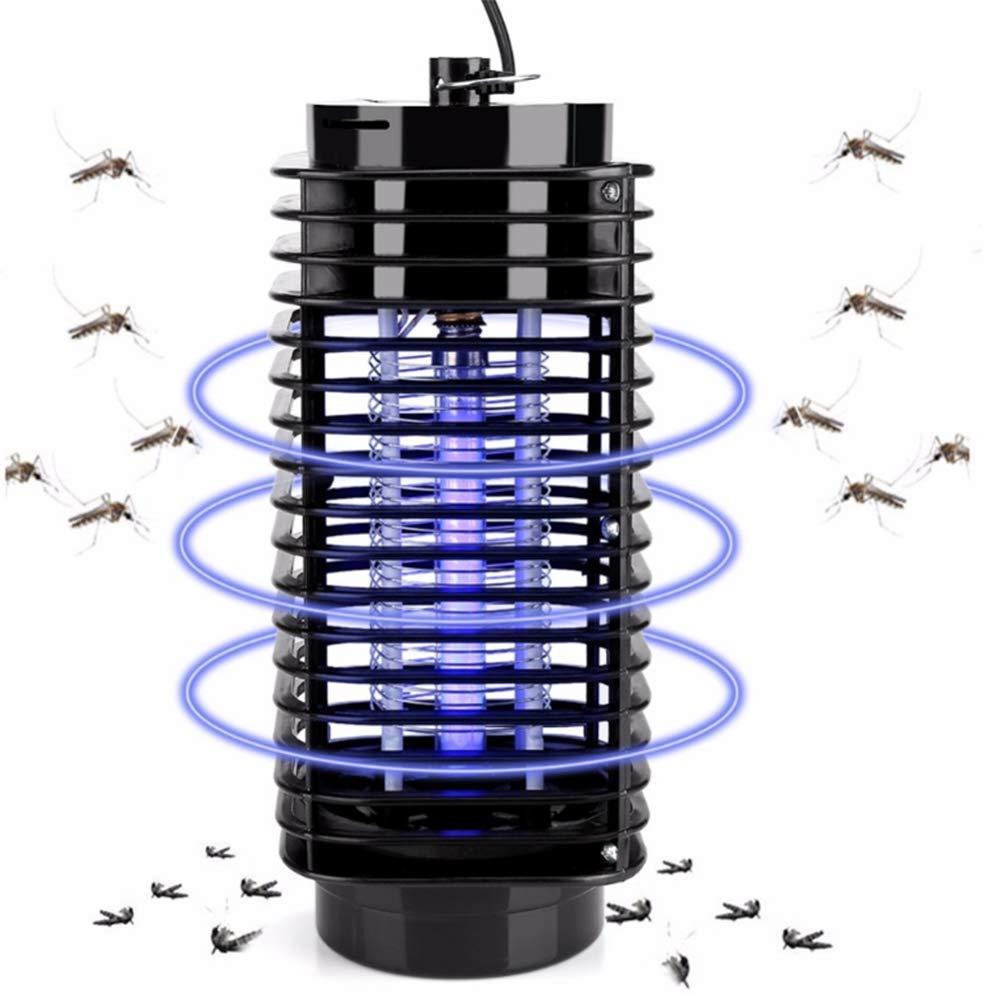 AXAXA Elettrico Mosquito Insect Killer Lampada LED Photocatalyst Fly Trap Bug Insetto Killer Trap Lampada Anti Zanzara Repellente UE Spina degli Stati Uniti Dimensioni  Circa 25  11 cm   9,8  4,3