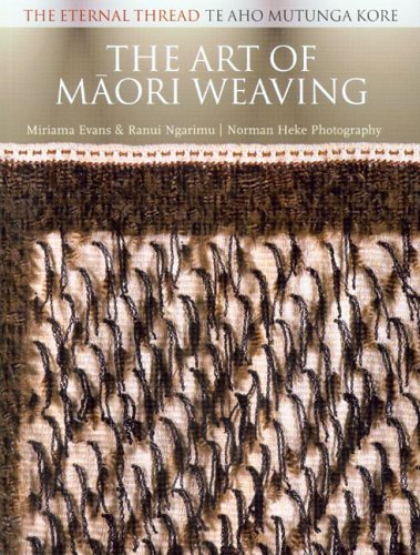 Maori Costumes (The Art of Maori Weaving: The Eternal Thread)