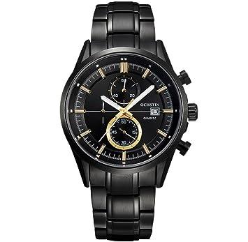 OCHSTIN Relojes deportivos impermeables al aire libre multifuncionales para hombre Relojes suizos de alta calidad , 1: Amazon.es: Deportes y aire libre