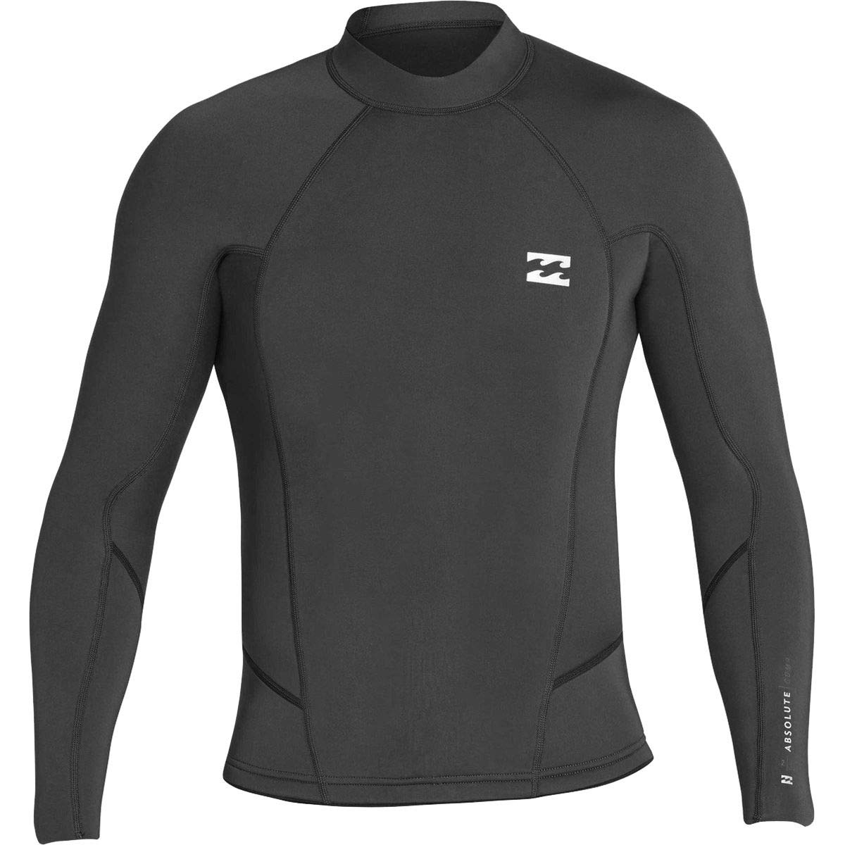 Billabong - Mens 202 Absolute Comp Long Sleeve Wetsuit, Size: Small, Color: Black by Billabong