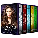 Elementals: The Complete Series Audiobook by Michelle Madow Narrated by Caitlin Kelly
