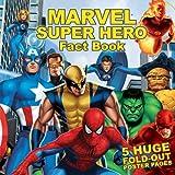 Marvel Super Hero Fact Book, , 1577912985