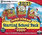 Jump Ahead 2000 Starting School Triple Pack
