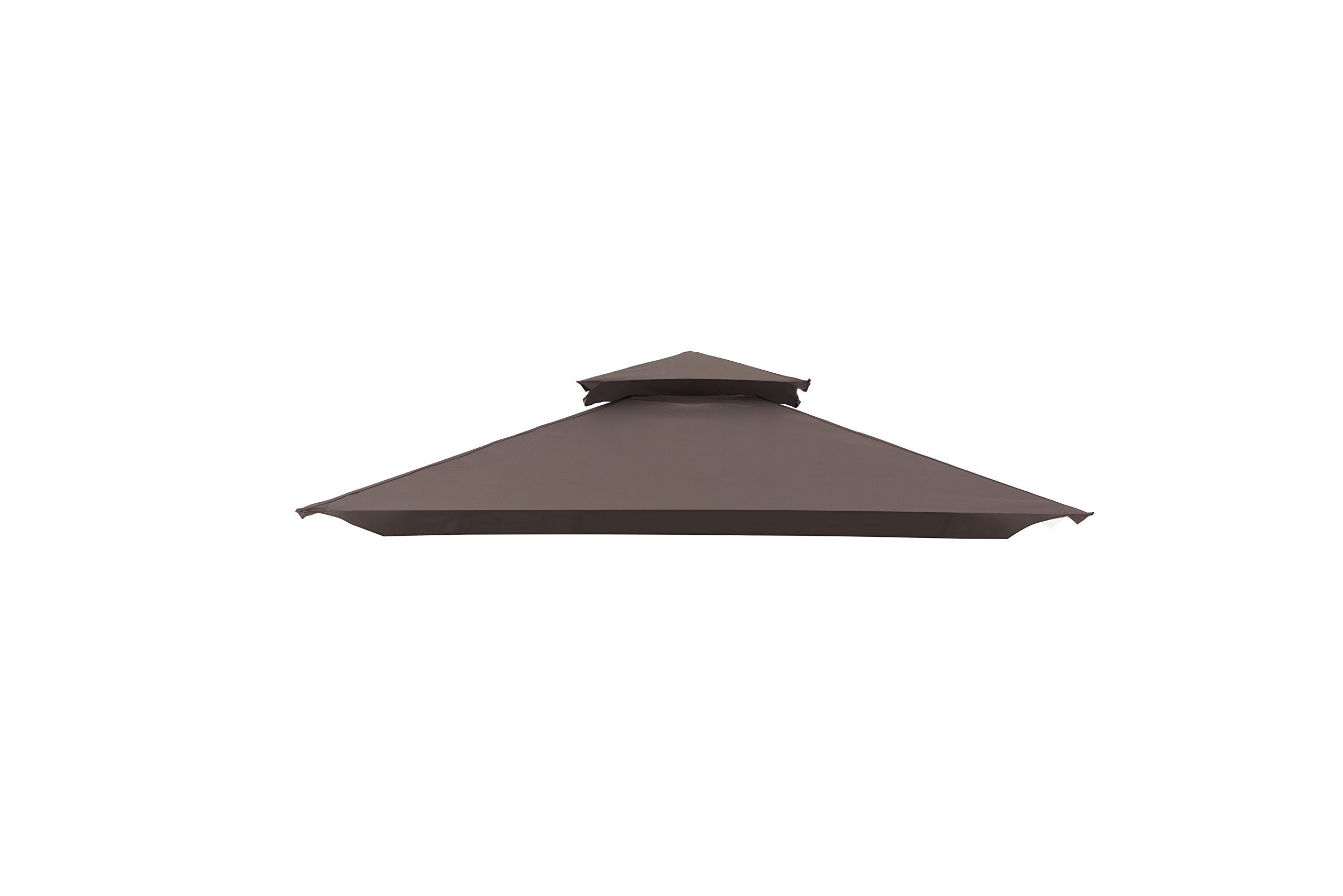 Sunjoy L-GG001PST-F-PK Replacement Canopy, Brown