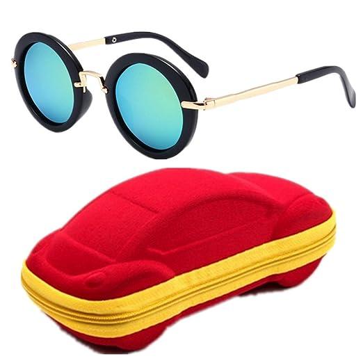 3a8a75469 Lavany Kids Sunglasses,Cute Trendy Baby Boy Girl Anti-UV Glasses Sunglasses  for 3-12T Sunglasses Boys