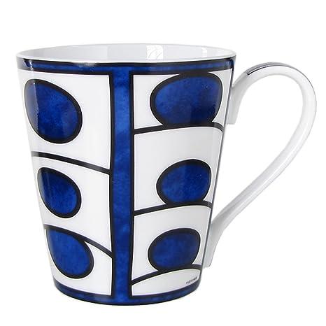 online store f86f8 fe790 Amazon|エルメス HERMES ブルーダイユール マグカップ シングル ...