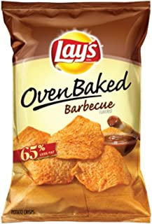 product image for Oven Baked Lay's Barbecue Chips, 1.125 oz Bags (Pack of 48)