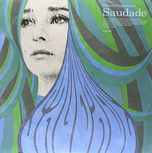 Vinilo : Thievery Corporation - Saudade (LP Vinyl)