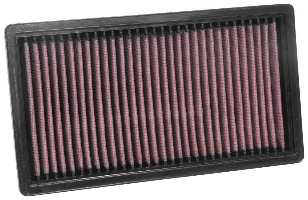 K/&N 33-3122 Luftfilter Rot