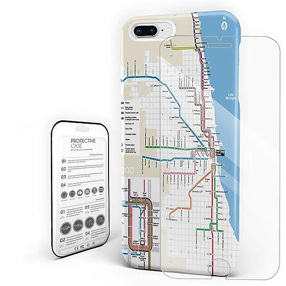 Subway Map Phone.Amazon Com Atlanta Subway Map Phone Case Protective Design Durable