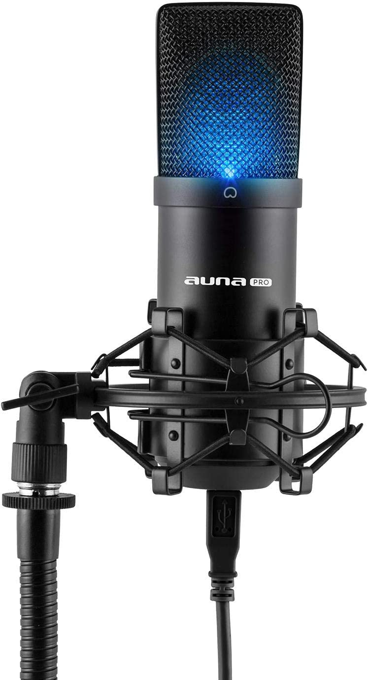 Mikrofon Bird UM1 Aufnahme Elektronik Recording Studio Audio schwarz OVP fehlt