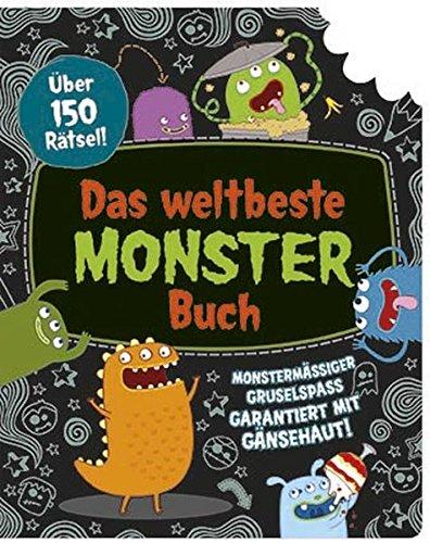 Das weltbeste Monsterbuch