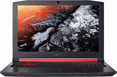 Acer Nitro 5 AN515 Laptop: Core i5-8300H, 15.6inch Full HD IPS Display, 8GB RAM, 256GB SSD, NVidia GTX 1050 Ti...