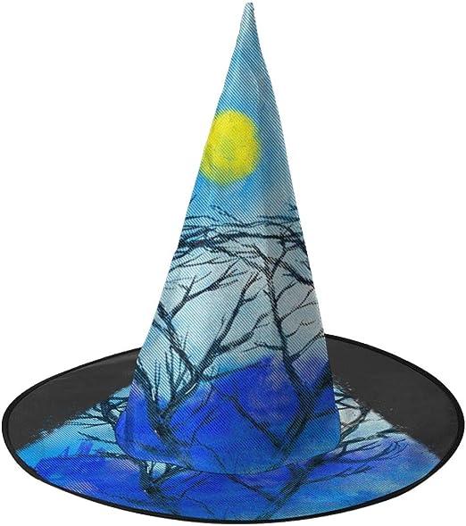 NUJSHF Treeforce Legend of Zelda Sombrero de Bruja Halloween ...