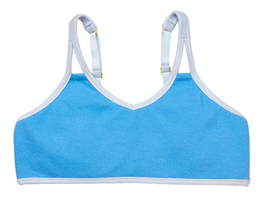 8a3278feb9 Yellowberry Tuli - Best Comfort Bra for Girls and Teens - Great for a Tween  Girls