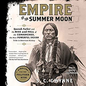 Empire of the Summer Moon Audiobook