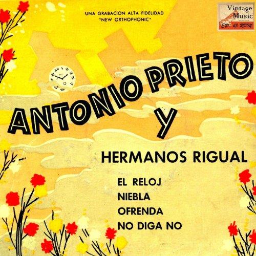 Antonio Prieto Stream or buy for $6.99 · Vintage World No. 153 - EP: El..
