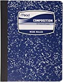 Mead Composition Book, 100 Sheets per Book, Fashion, Assorted Colors - Color Selected May Vary, 1 Book (9918)