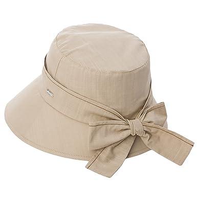 804283d1817e2 Siggi UPF50+ Summer Sunhat 100% Cotton Bucket Packable  Amazon.co.uk   Electronics